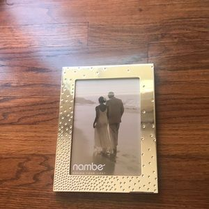 Nambé from Bloomingdales picture frame